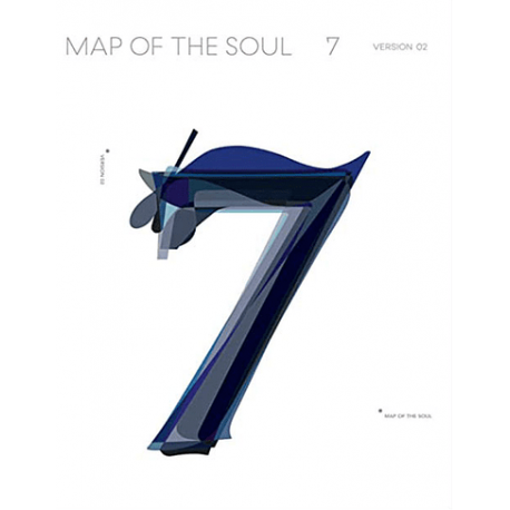 BTS - MAP OF THE SOUL 7 - VERSION 2