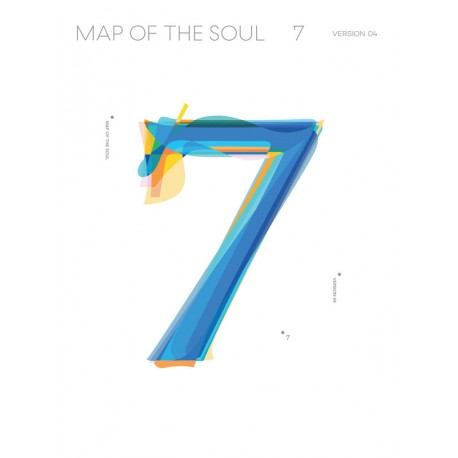 BTS - MAP OF THE SOUL 7 - VERSION 4