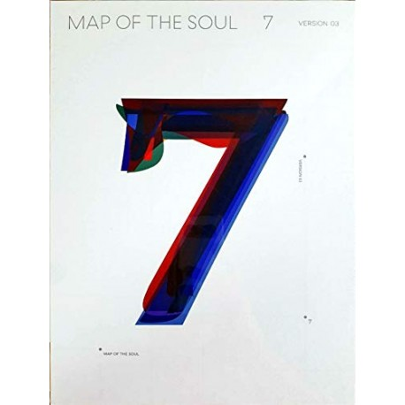 BTS - MAP OF THE SOUL 7 - VERSION 3