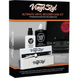 ULTIMATE VINYL RECORD CARE KIT - VINYL STYL
