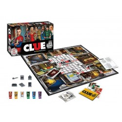 THE BIG BANG THEORY - CLUE