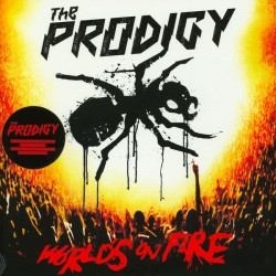 THE PRODIGY - LIVE - WORLDS ON FIRE