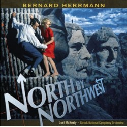 BERNARD HERRMANN - NORTH BY NORTHWEST - SOUNDTRACK