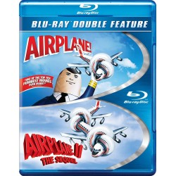 DOUBLE FEATURE - AIRPLANE 1 & 2