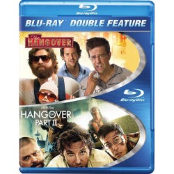 DOUBLE FEATURE - THE HANGOVER 1 & 2