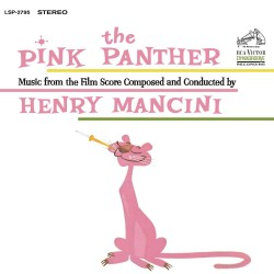 HENRY MANCINI - THE PINK PANTHER - SOUNDTRACK