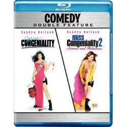 DOBLE FEATURE COMEDY - MISS CONGENIALITY