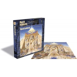 IRON MAIDEN - POWERSLAVE - 500 PIECE PUZZLE