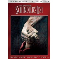 SCHINDLERS LIST - 20th ANNIVERSARY