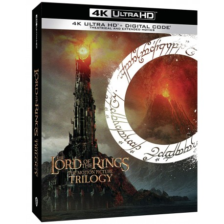 THE LORD OF THE RINGS - THE MOTION PICTURE TRILOGY