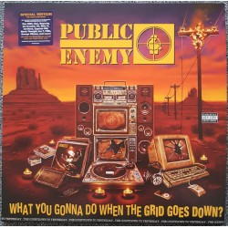 PUBIC ENEMY - WHAT YOU GONNA DO WHEN THE GRID GOES DOWN