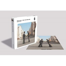 PINK FLOYD - WISH YOU WERE HERE - 500 PIECE PUZZLE