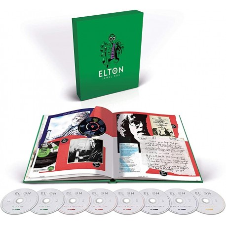ELTON JOHN - JEWEL BOX SUPER DELUXE EDITION