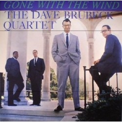 DAVE BRUBECK QUARTET - GONE WITH THE WIND