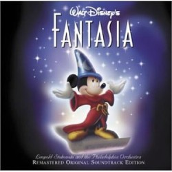 FANTASIA - WALT DISNEY - LEOPOLD STOKOWSKI AND THE PHILADELPHIA ORCHESTRA