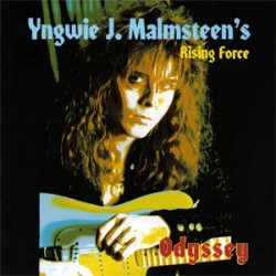 YNGWIE MALMSTEEN AND RISING FORCE - ODYSSEY