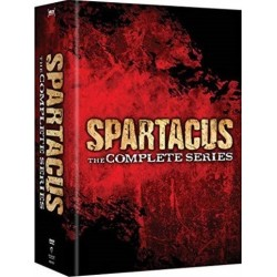 SPARTACUS - THE COMPLETE SERIES