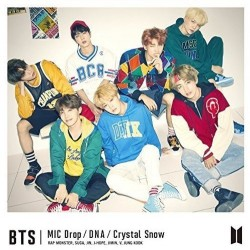 BTS - MIC DROP DNA CRYSTAL SNOW: TYPE C