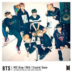 BTS - MIC DROP DNA CRYSTAL SNOW: TYPE B