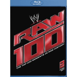 WWE RAW 100 TOP MOMENTS