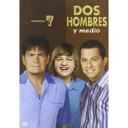 TWO AND HALF MEN - TEMPORADA 7