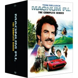 MAGNUM PI - THE COMPLETE SERIES
