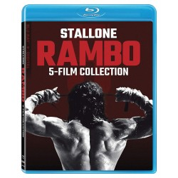 RAMBO - 5 FILMS COLLECTION