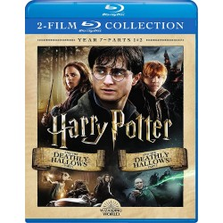 HARRY POTTER AND THE DEATHLY HALLOWS - PARTS 1 & 2