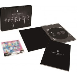 BTS – MAP OF THE SOUL 7 - THE JOURNEY - LIMITED EDITION