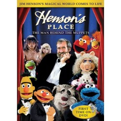 HENSONS PLACE - THE MAN BEHIND THE MUPPETS