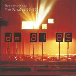 DEPECHE MODE - THE SINLGES 81 - 85