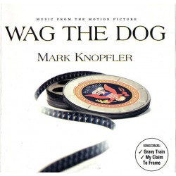 MARK KNOPFLER - WAG THE DOG - SOUNDTRACK