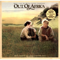 JOHN BARRY - OUT OF AFRICA - SOUNDTRACK