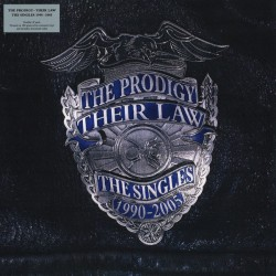 THE PRODIGY - THEIR LAW - SINGLES 1990-2005