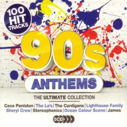 90S ANTHEMS - VARIOS ARTISTAS
