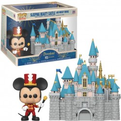Pop! 21: Disneyland 65th Anniversary / Sleeping beauty Castle and Mickey Mouse
