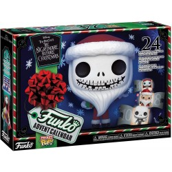 POP! - THE NIGHTMARE BEFORE CHRISTMAS - 24 PIECE - ADVENT CALENDAR