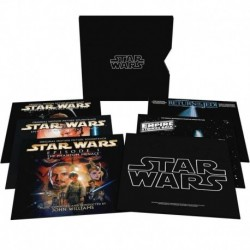 STAR WARS - THE ULTIMATE VINYL COLLECTION - JPHN WILLIAMS