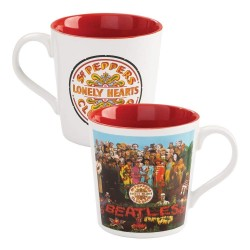 THE BEATLES - SGT PEPERS CERAMIC MUG