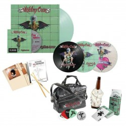 MOTLEY CRUE - 30th ANNIVERSARY - FEELGOOD DELUXE