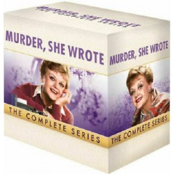 MURDER SHE WROTE - THE COMPLETE SERIES