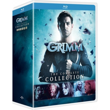 GRIMM - THE COMLETE COLLECTION