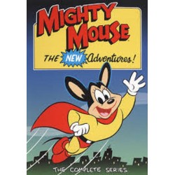 MIGHTY MOUSE - THE NEW ADVENTURE - THE COMPLETE SERIES (Audio Inglés)