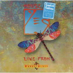 YES - HOUSE OF YES - LIVE FROM THE HOUSE OF BLUE