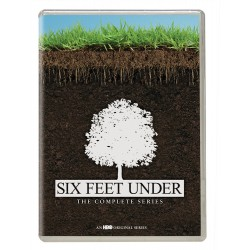 SIX FEET UNDER - THE COMPLETE SERIES