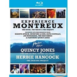 EXPERIENCE MONTREUX - QUINCY JONES AND THE GLOBAL GUMBO ALL STAR - HERBIE HANCOCK