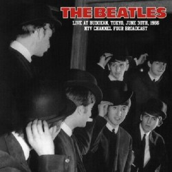 THE BEATLES - LIVE AT BUDOKAN TOKYO JUNE 30th 1968 - NTV CHANNEL FOUR BRADCAST