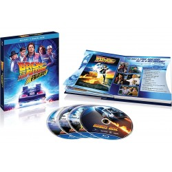 BACK TO THE FUTURE - THE ULTIMATE TRILOGY - 35th ANNIVERSARY