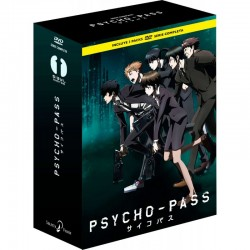 PSYCHO PASS - SERIE COMPLETA