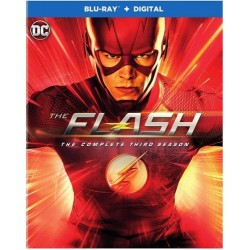 THE FLASH - THE COMPLETE THIRD SEASON